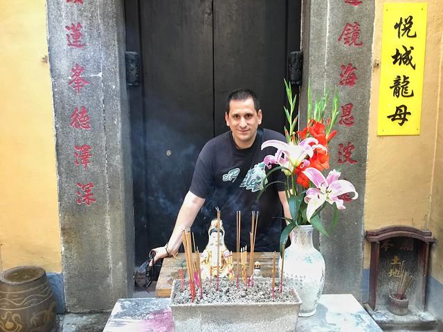 Sele en Macao (China)