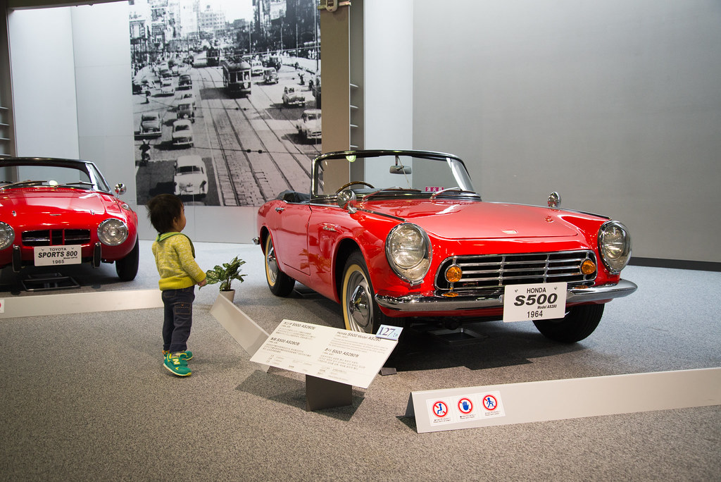 ホンダ S500 AS280型(1964年)