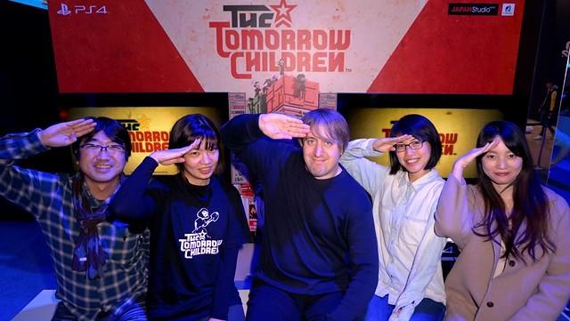 匠心別具之作-The Tomorrow Children製作團隊專訪
