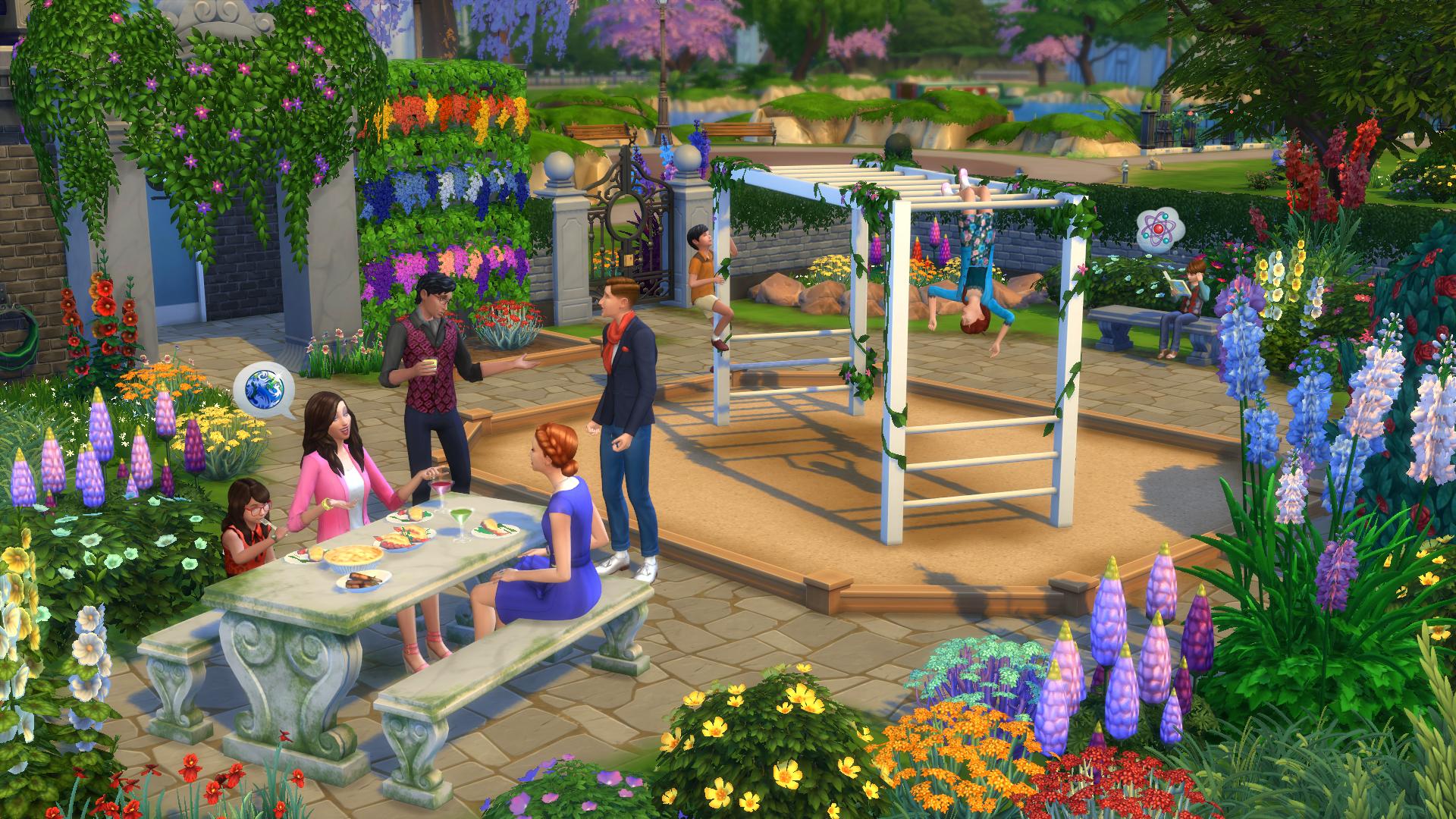Fare incontri Sims