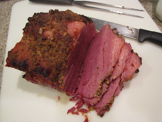 The Best Baked Corned Beef Idiot S Kitchen