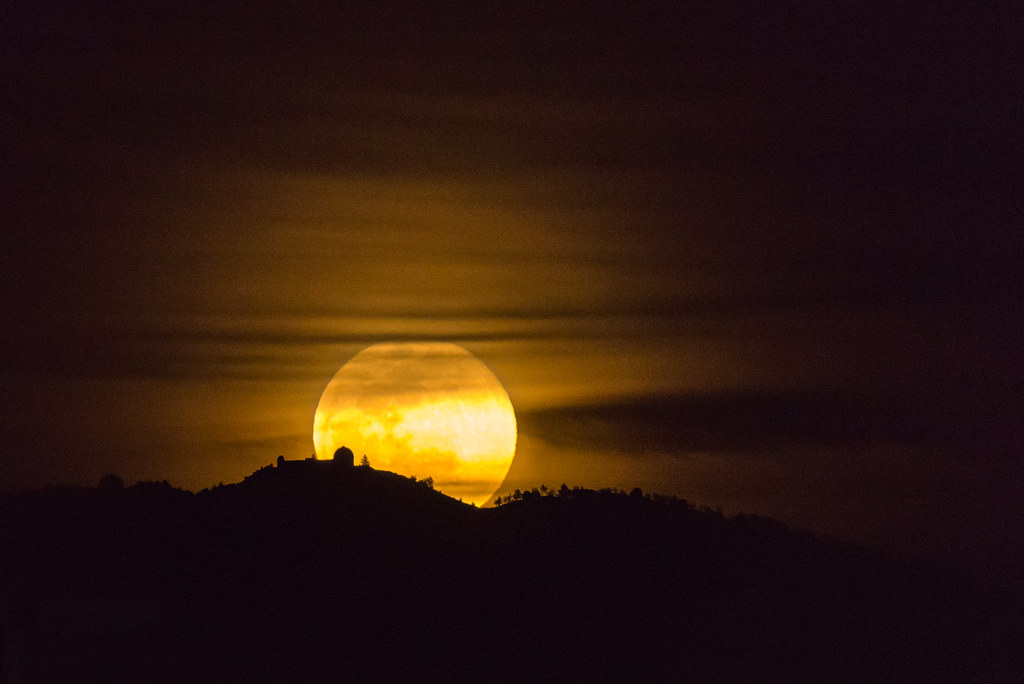 lick observatory pictures of the moon