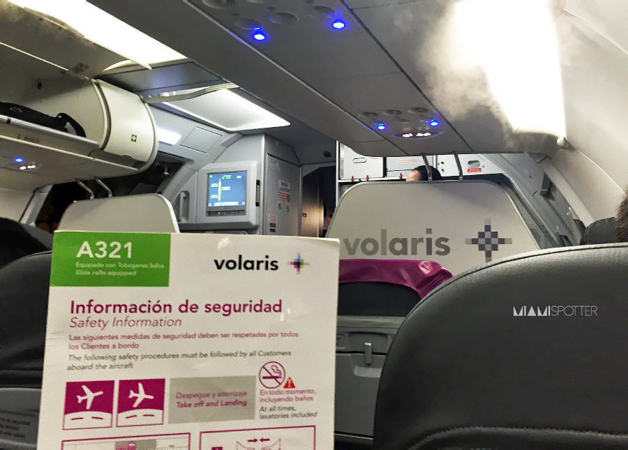 Volaris Style: Cancun-Mexico City W/ The New A321