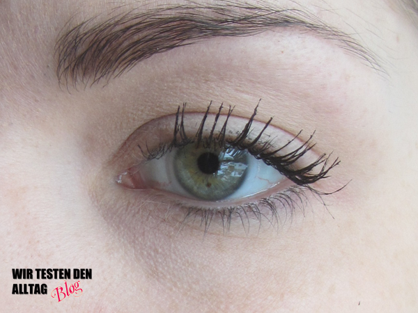 maybelline the falsies push up drama mascara rossmann drogerie www.wirtestendenalltag.blogspot.de