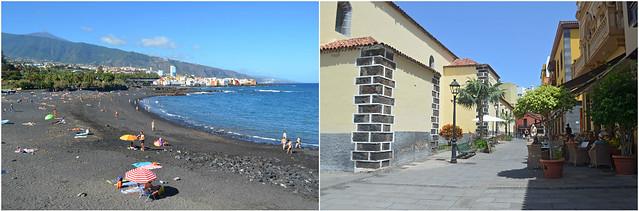 Puerto de la Cruz Montage 4