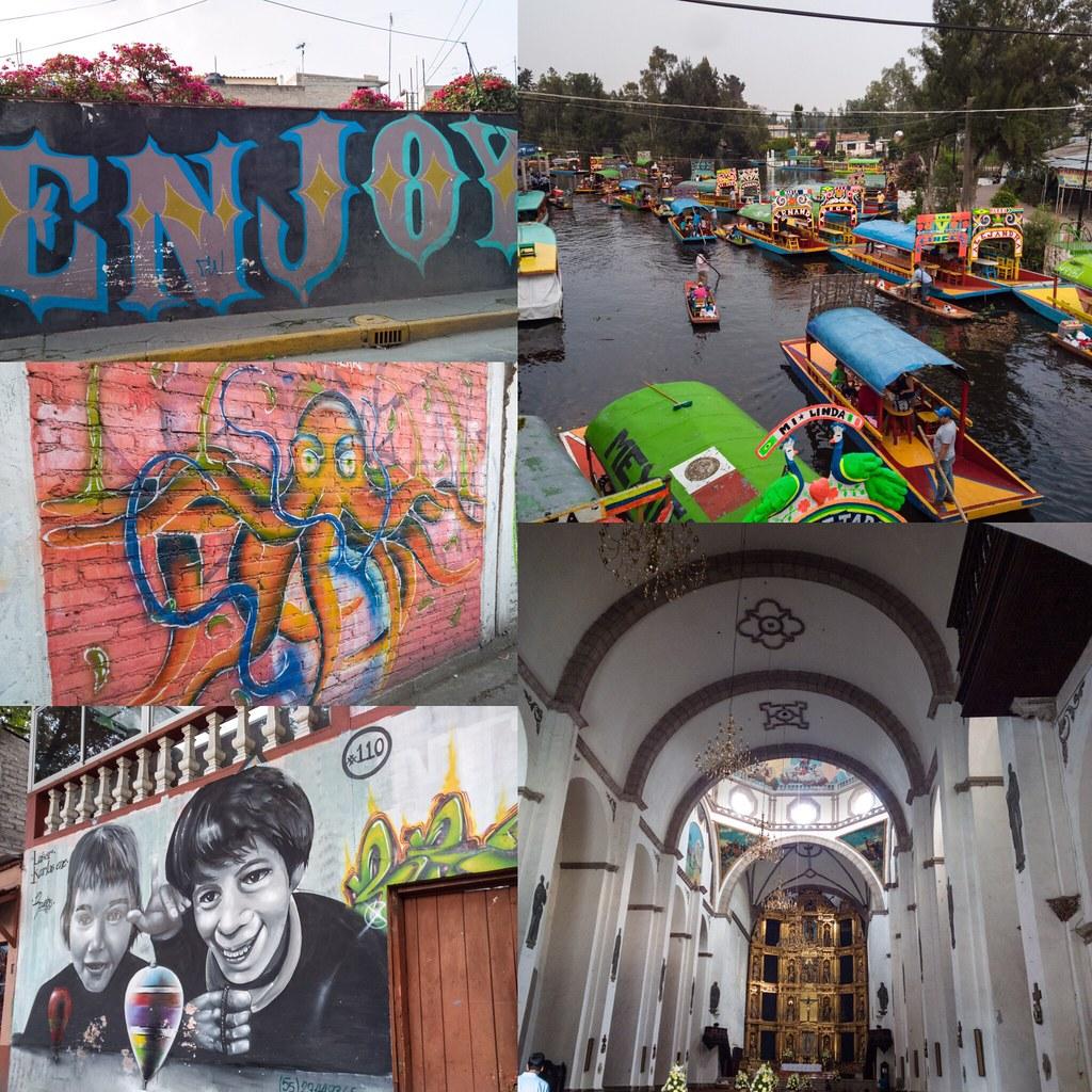 Mexico City - Xochimilco