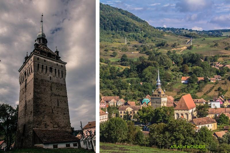 Iglesias de Rumania