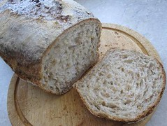 Oats and honey bread