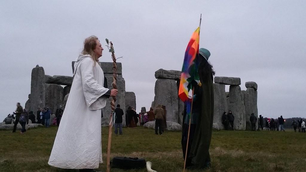 Stonehenge Spring Equinox