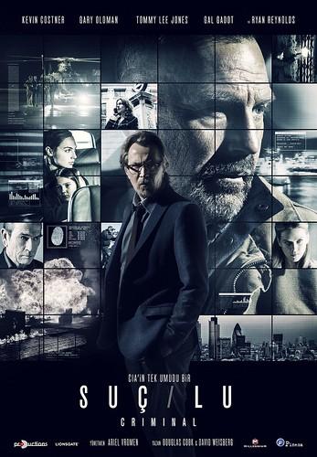 Suçlu - Criminal (2016)