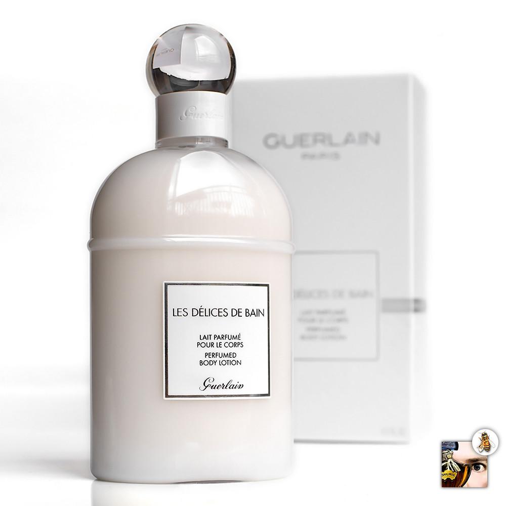 Monsieur Guerlain Les D 201 Lices De Bain Is Marshmallow