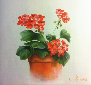 the-orange-geranium