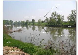 16 fiume Oglio con indicazioni