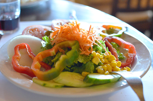 Mixed salad, Tenerife