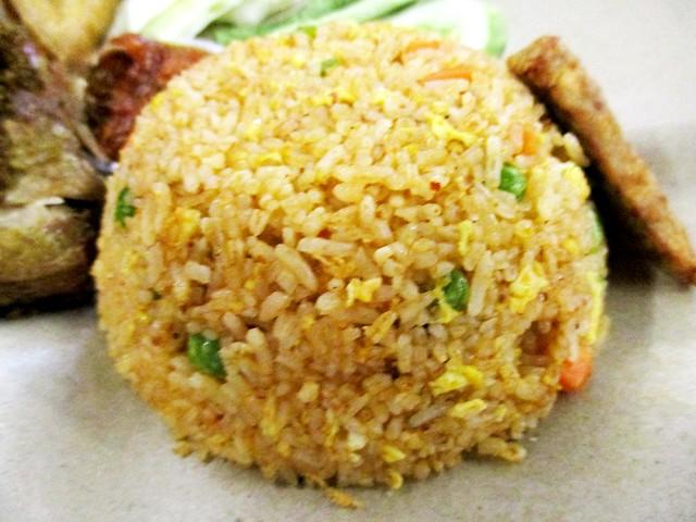 Penyet Delta nasi goreng