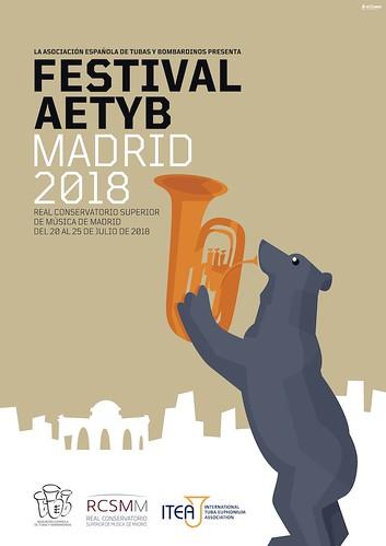 Festival AETYB Madrid 2018