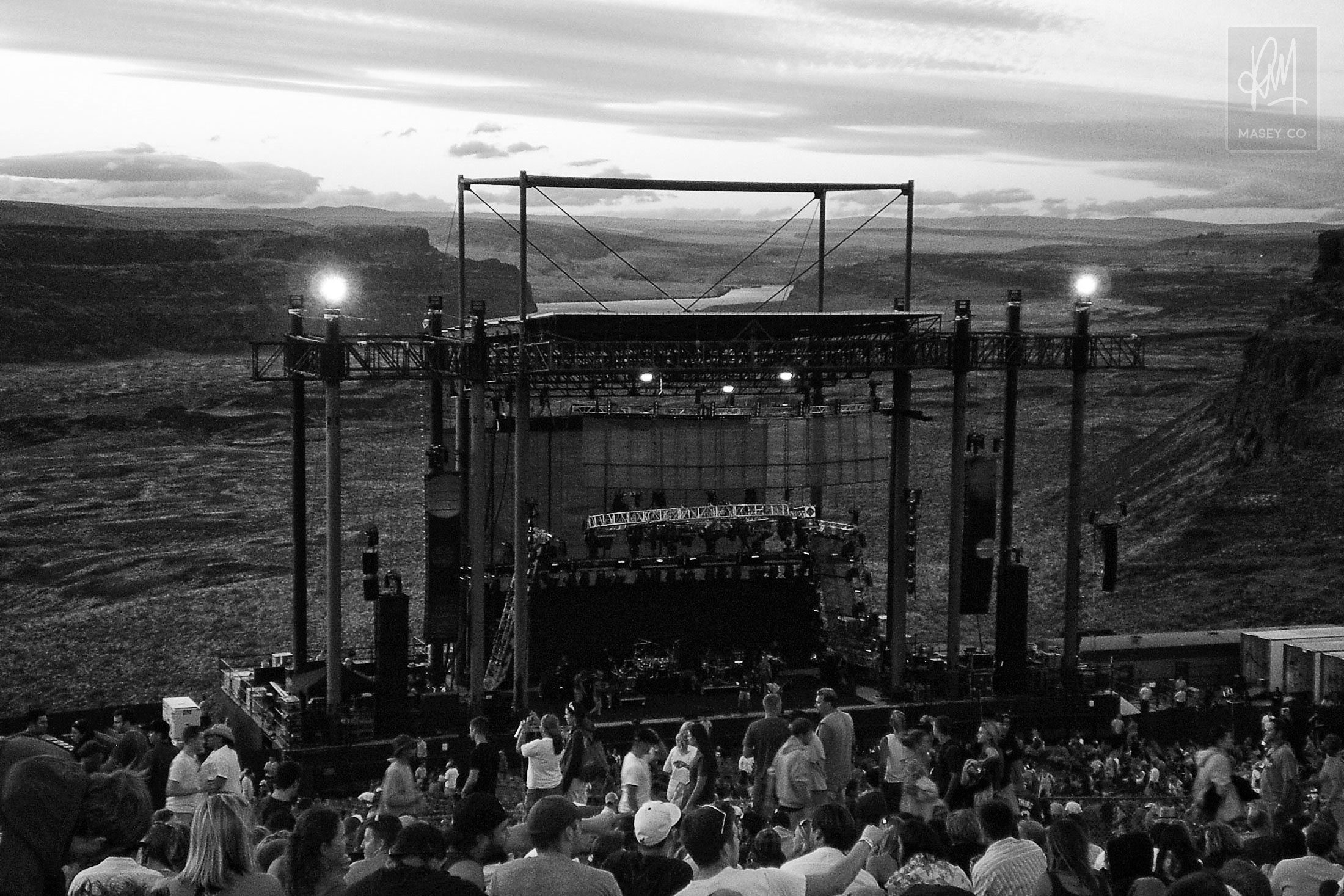 DMB & OAR at The Gorge 2008