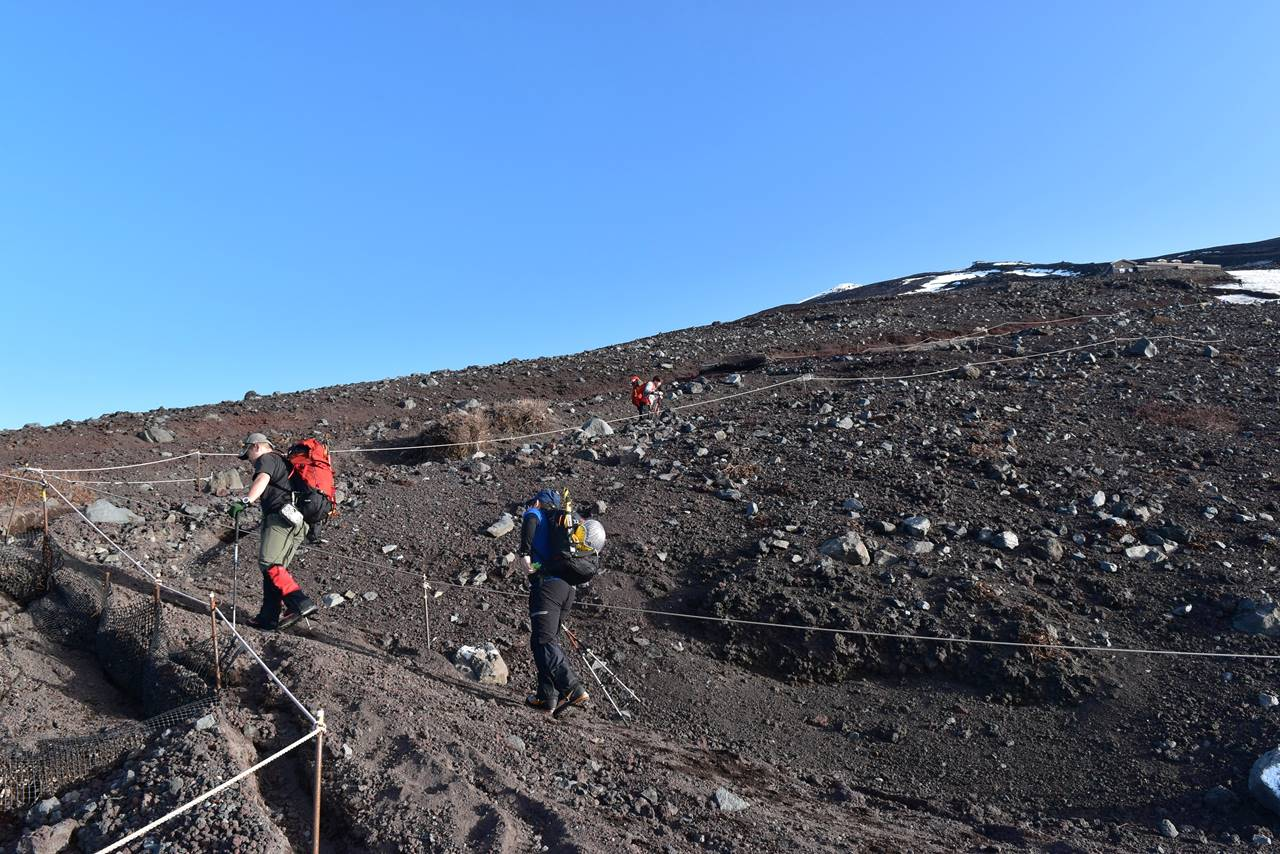 GWの富士山日帰り登山