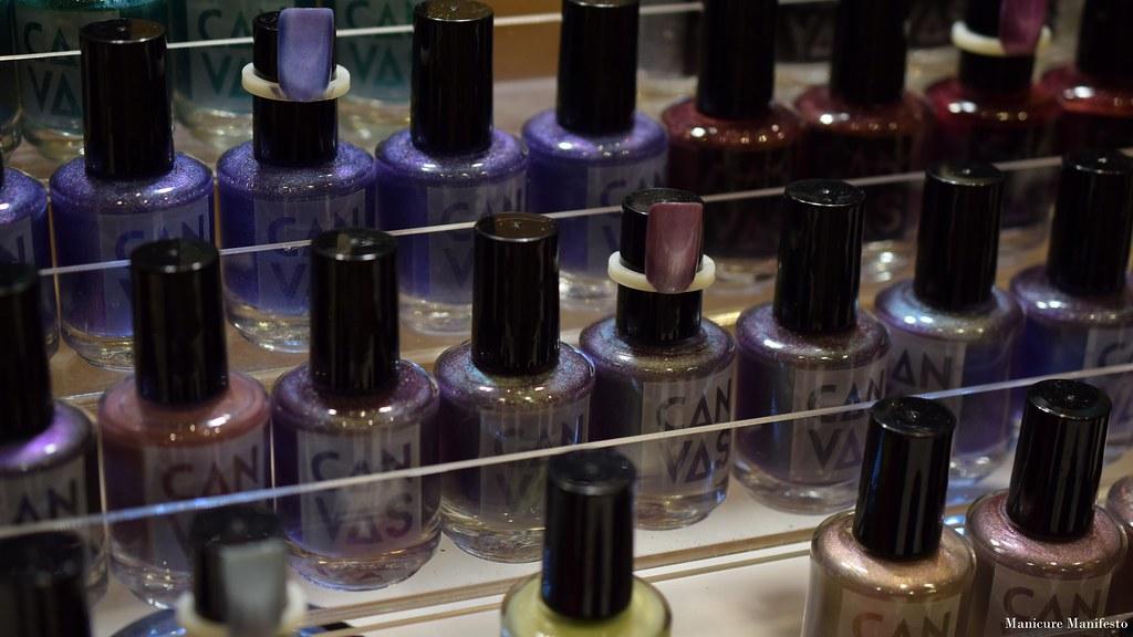 CANVAS nail polish