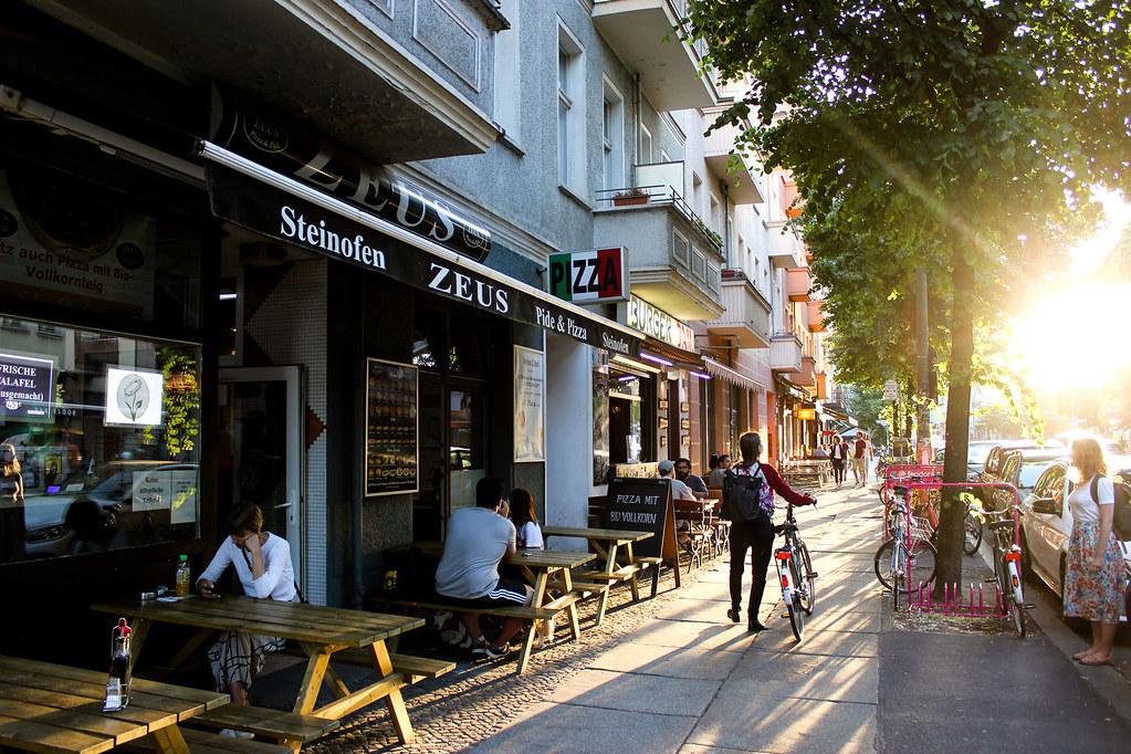 Zeus Pizzeria