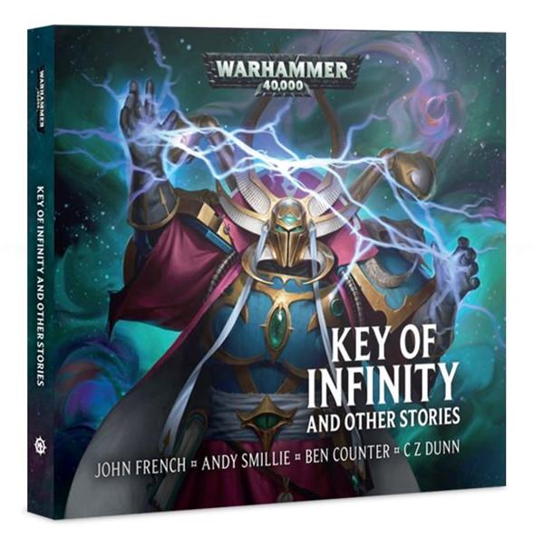 «Ключ к бесконечности» (The Key of Infinity), антология аудиопостановок