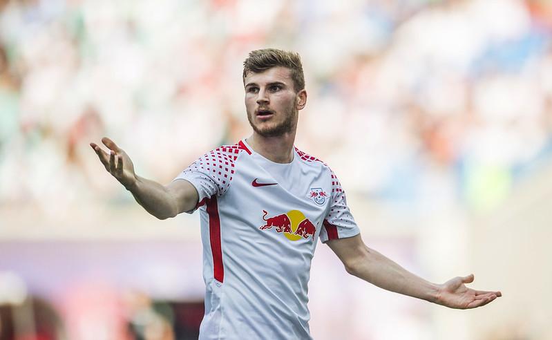 Timo Werner年僅22歲,去年即在國際足總洲際國家盃上獲頒神射手殊榮。(AFP授權)