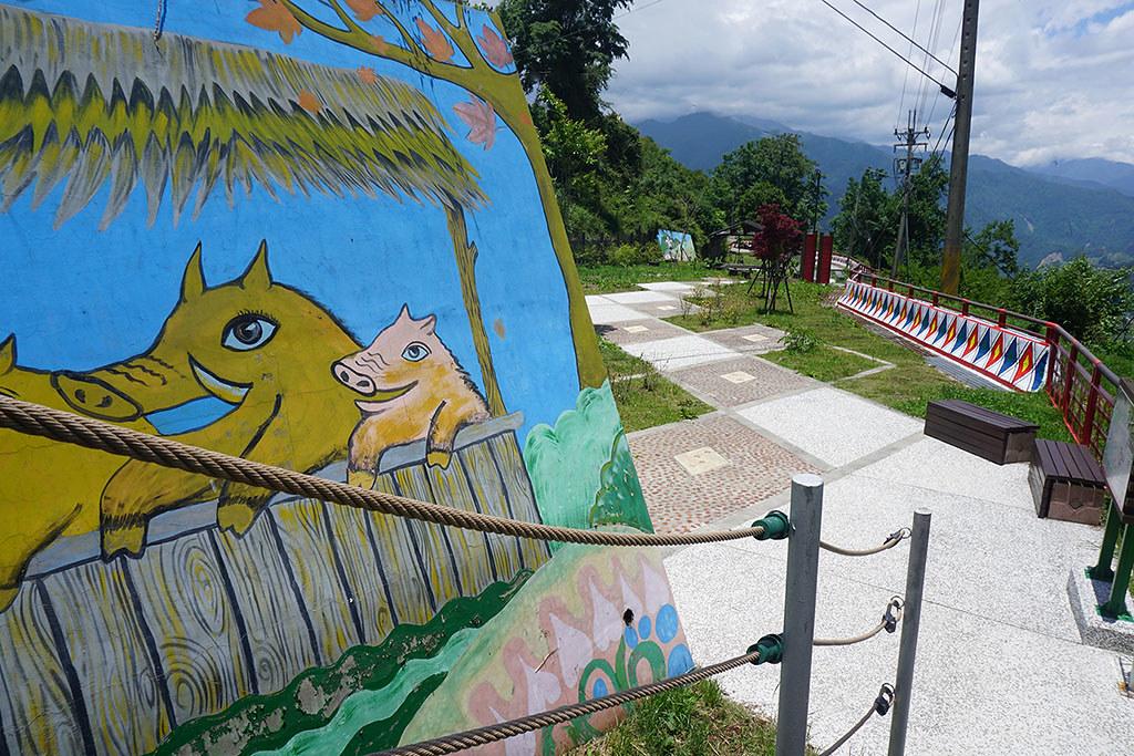 觀景平台「Lokah勇士營地」