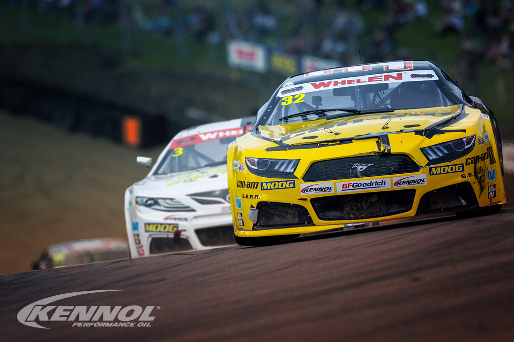 KENNOL rules the whole Euro NASCAR weekend at Brands Hatch