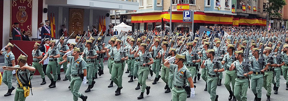 Resultado de imagen de fuerzas armadas