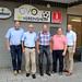 Besuch beim Sportverein GVO Oldenburg in Osternburg mit Ulf Prange MdL (links).