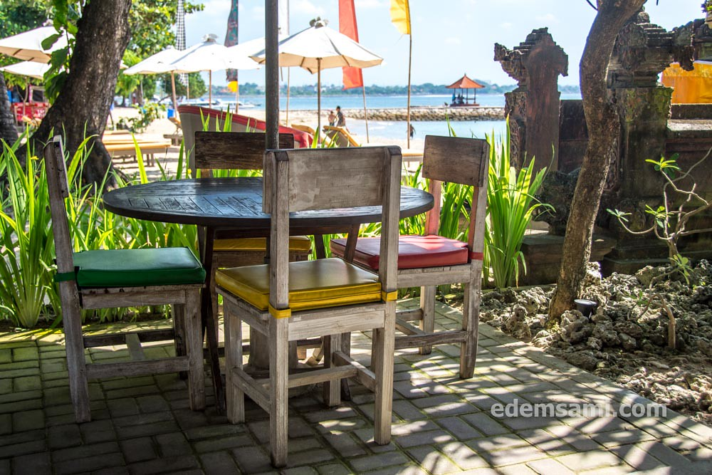 Санур Бали Индонезия