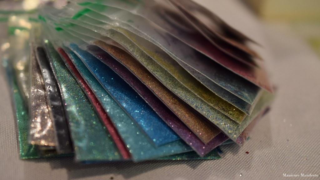Environmentally friendly glitter