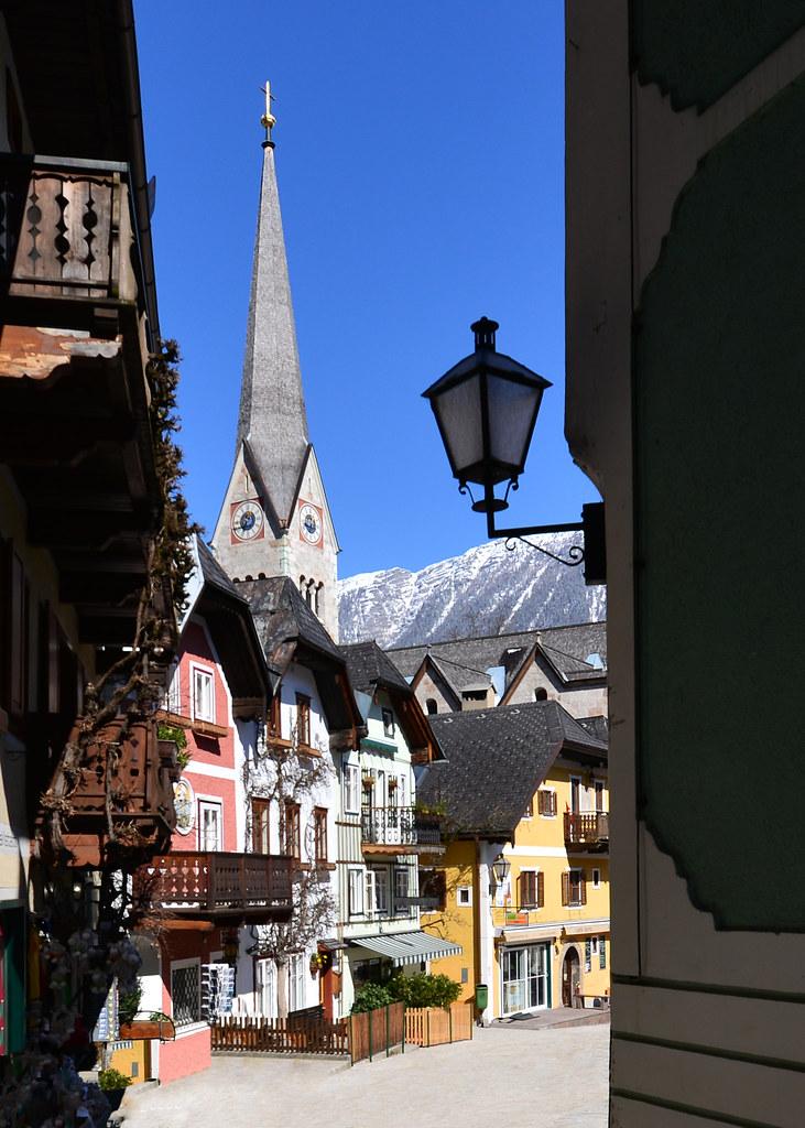 Markplatz de Hallstatt