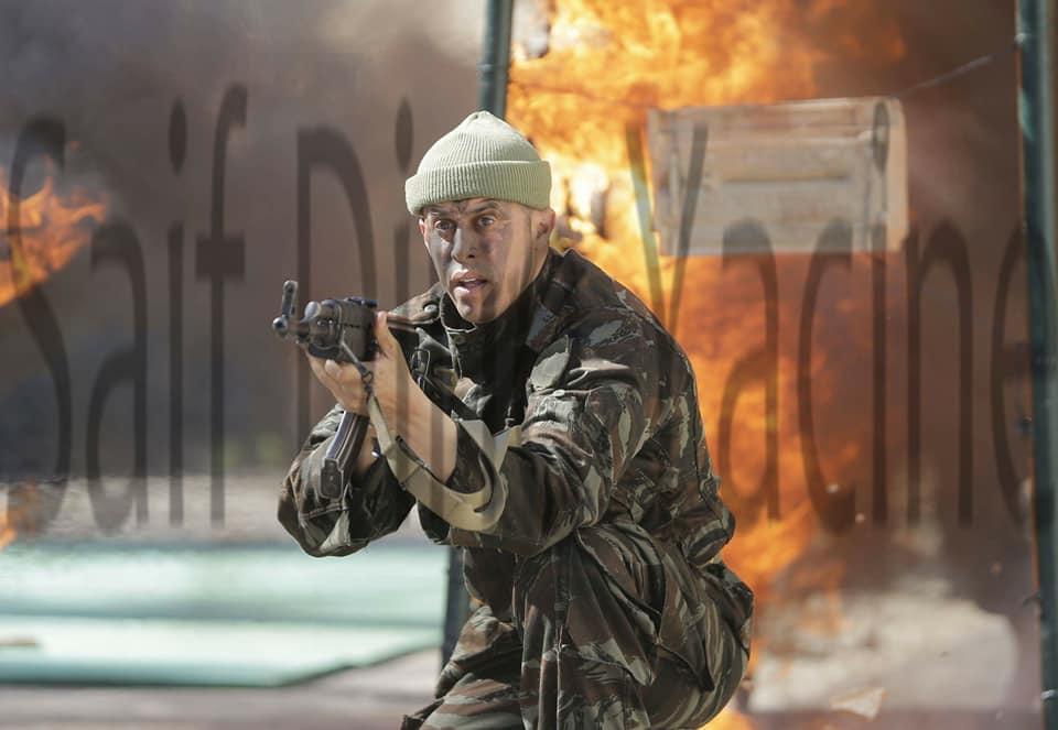 موسوعة الصور الرائعة للقوات الخاصة الجزائرية - صفحة 64 42675659901_326d9b713c_o