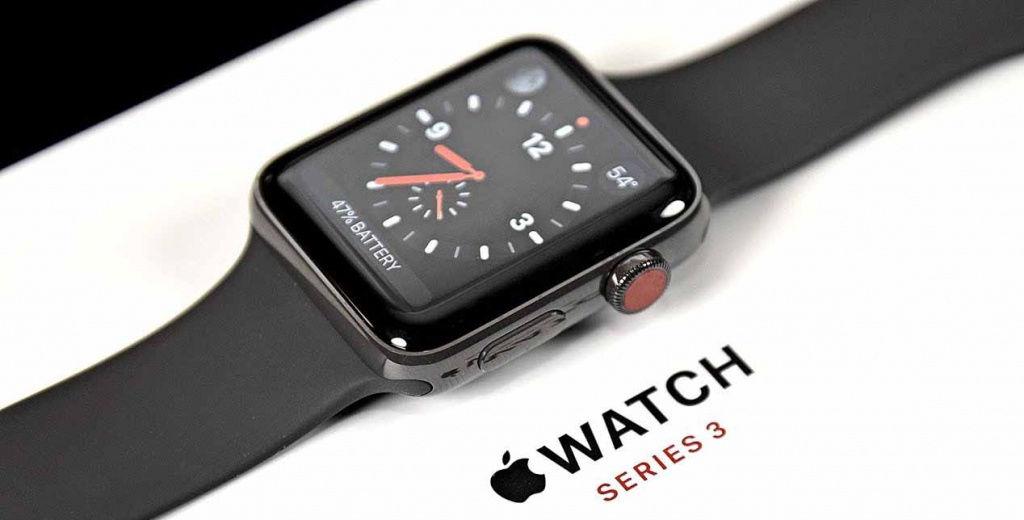 Apple ya ha registrado los seis Watch Series 4 que presentará en septiembre