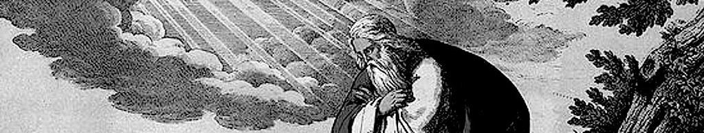 Моисей получает от Бога дары чудотворений и пророчеств.