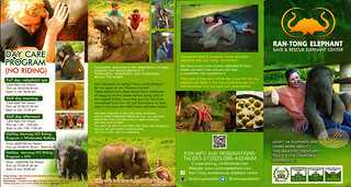 Ran-Tong Elephant Save and Rescue Centre Brochure 2