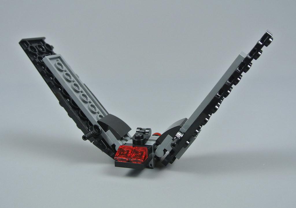 Kylo Ren/'s Shuttle Polybag Lego Star Wars 30380