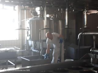 Milchverarbeitung