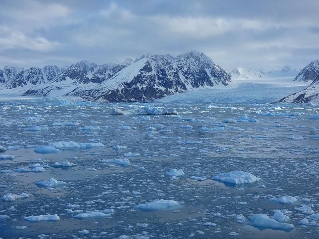 Glaciar Mónaco (Svalbard)