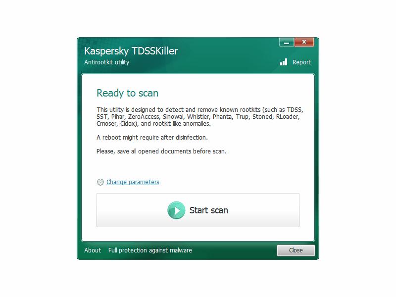 KasperskyTDSSKillerPortable