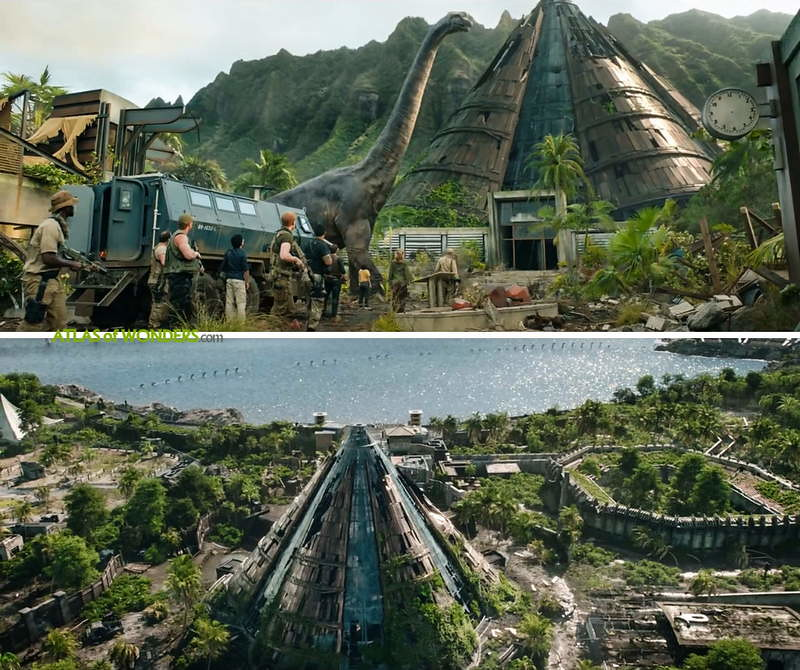 Jurassic World Fallen Kingdom Oahu