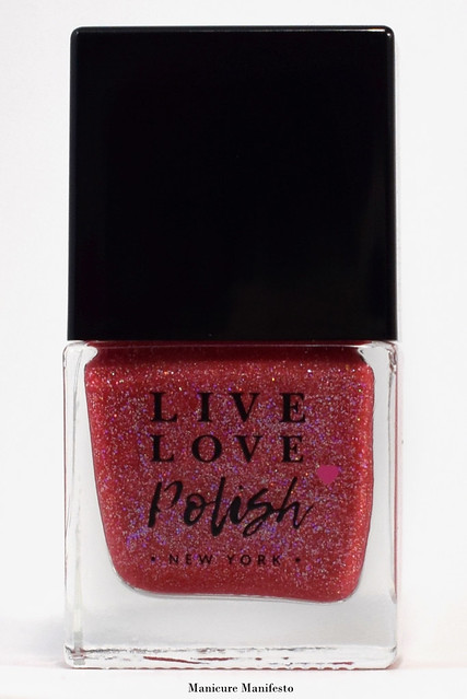 Live Love Polish Sharky My Love review