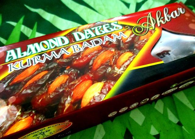 Almond dates 1