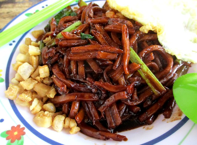 Happiness Cafe/Kong Ma Ma KL Hokkien mee 1