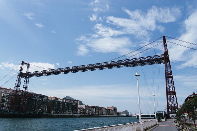 橋をゲチョ側より