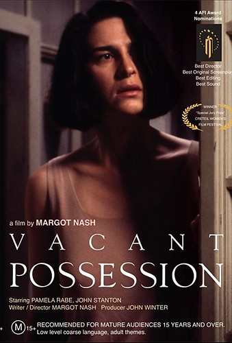 Pamela Rabe in Vacant Possession