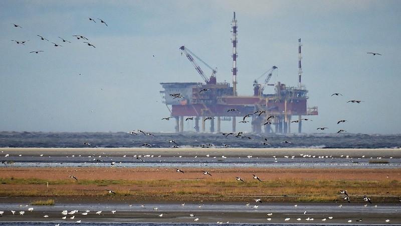 英國打算在北海鑽油和天然氣。圖片來源:MaxPixel
