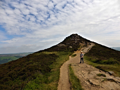 Leaving Winhill Pike behind
