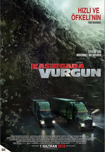Kasırgada Vurgun - The Hurricane Heist (2018)